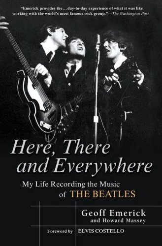 Here, There and Everywhere: My Life Recording the Music of the Beatles 9781592402694