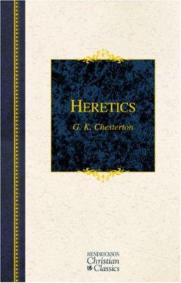 Heretics 9781598563054