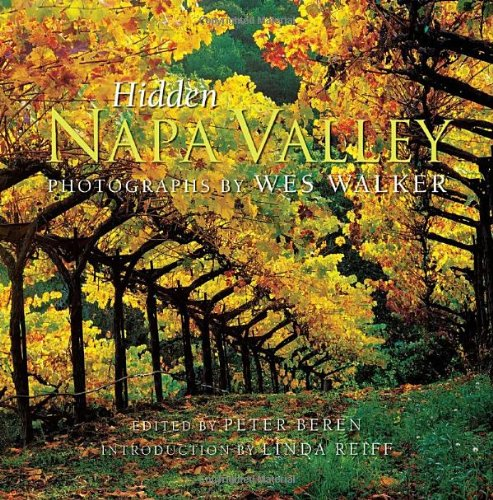 Hidden Napa Valley, Revised and Expanded Edition 9781599620800