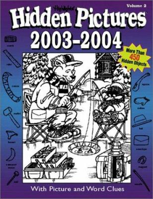 Hidden Pictures 2003 - 2004 Book 2 Highlights for Children