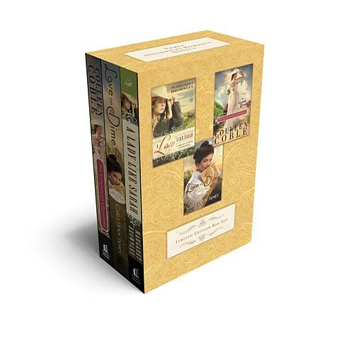 Historical Romance Novels Boxed Set 9781595549303