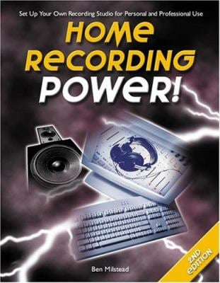 Home Recording Power! 9781592001279