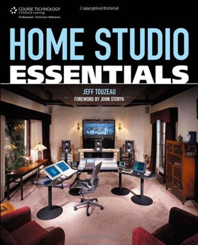 Home Studio Essentials 9781598638394