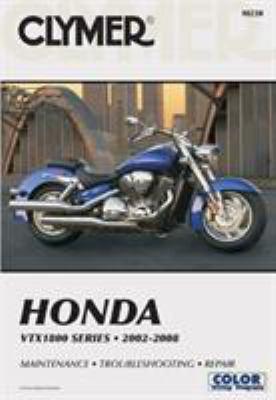 Honda Vtx1800 Series 2002-2008 9781599692319
