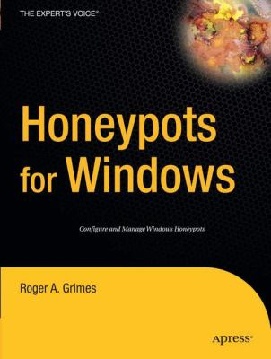 Honeypots for Windows 9781590593356