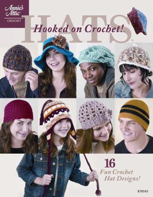 Hooked on Crochet! Hats 9781596352292