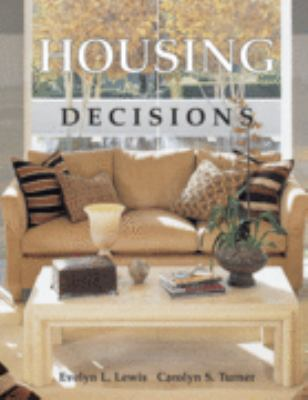 Housing Decisions 9781590701409