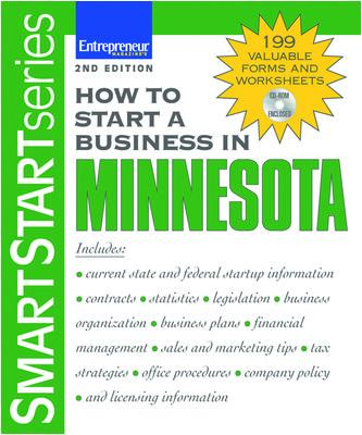 How to Start a Business in Minnesota [With CDROM] 9781599181561