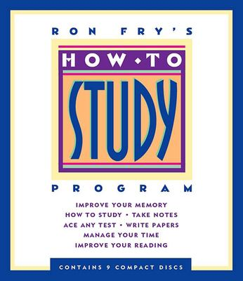 How to Study Program: 9781598870343