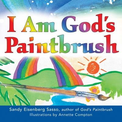I Am God's Paintbrush 9781594732652