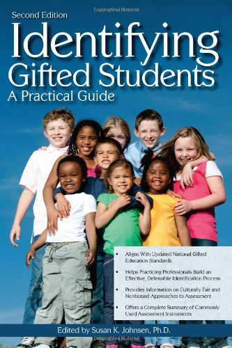 Identifying Gifted Students: A Practical Guide 9781593637019