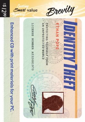 Identity Theft [With Enhanced CD with Print Materials for Your PC]
