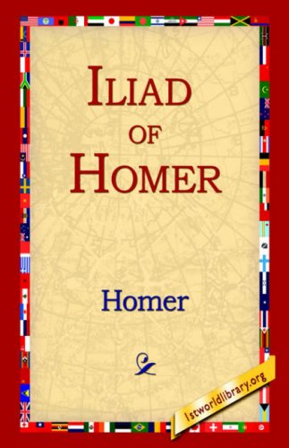 Iliad of Homer 9781595401489