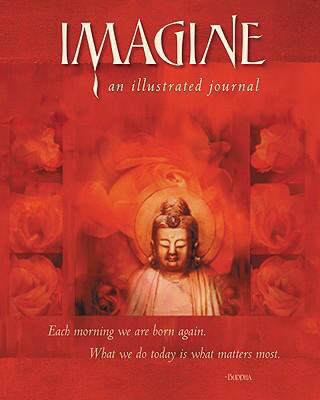 Imagine: An Illustrated Journal 9781593242800