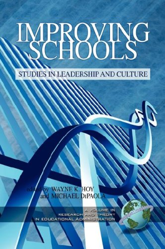 Improving Schools: Studies in Leadership and Culture (PB) 9781593119119