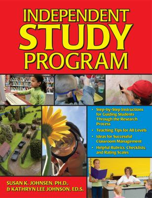 Independent Study Program Resource Cards 9781593632335
