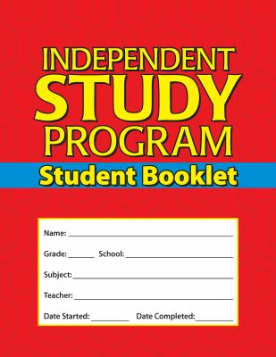 Independent Study Program 9781593632328