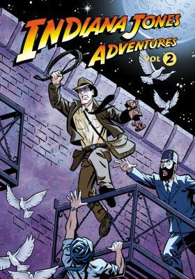 Indiana Jones Adventures, Volume 2: Curse of the Invincible Ruby 9781595824028