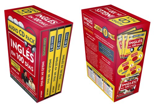 Ingles En 100 Dias Audio CD Pack [With Ingles En 100 Dias 18/E Book] 9781598209686