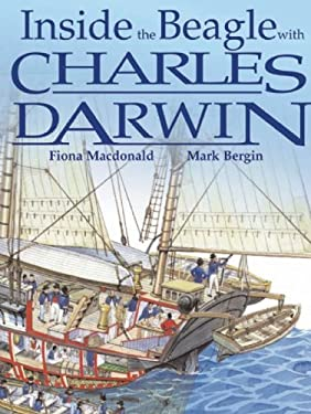 Inside the Beagle with Charles Darwin 9781592700417