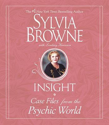 Insight: Case Files from the Psychic World 9781598870312