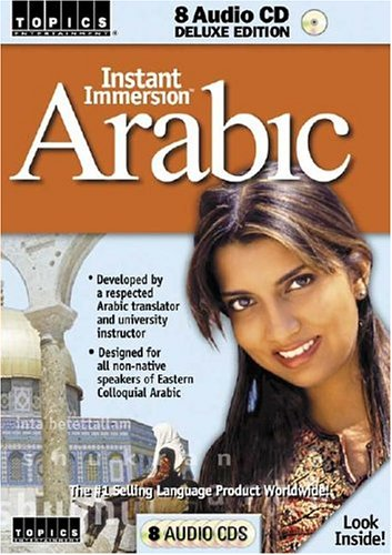 Instant Immersion Arabic 9781591504276