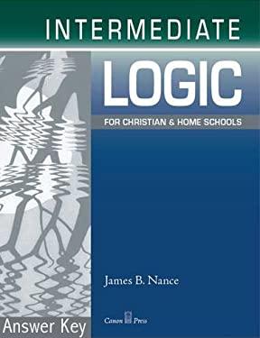 Intermediate Logic - Answer Key (2nd Edition)