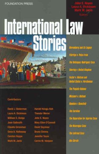 International Law Stories 9781599410869
