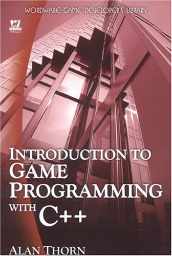 Introduction to C++ Game Programming 9781598220322