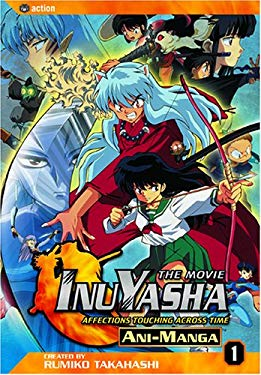 Inuyasha the Movie Ani-Manga Boxed Set Prepack2: Affections Touch Across Time