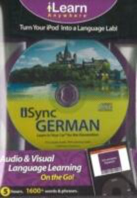 Isync German: Learn in Your Car for the iGeneration 9781591259695