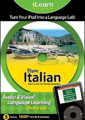 Isync Italian: Learn in Your Car for the iGeneration