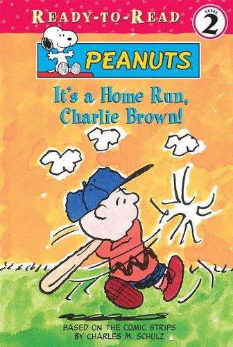 It's a Home Run, Charlie Brown! 9781599618012