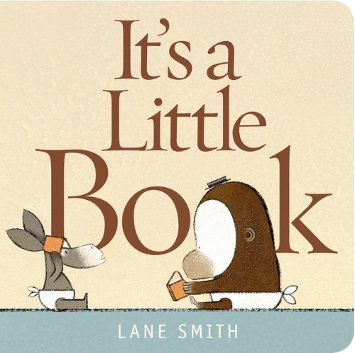 It's a Little Book 9781596437586
