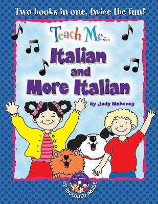 Italian & More Italian (Bind Up Edition) 9781599726076