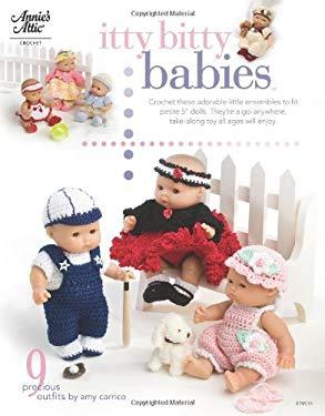 Itty Bitty Babies 9781596352483