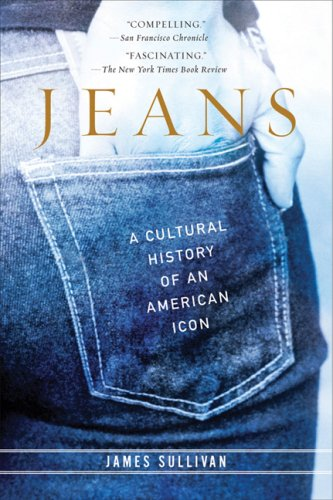 Jeans: A Cultural History of an American Icon 9781592402892