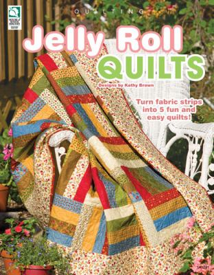 Jelly Roll Quilts 9781592172375
