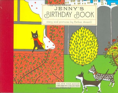 Jenny's Birthday Book 9781590171547