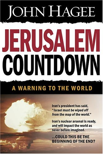 Jerusalem Countdown: Let the World Be Warned! the Secret Threat Has Been Revealed.