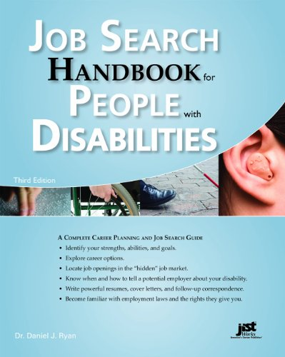 Job Search Handbook for People with Disabilities: A Complete Career Planning and Job Search Guide 9781593578138