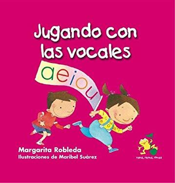 Jugando Con Las Vocales 9781598202106