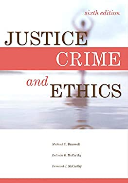 Justice, Crime and Ethics 9781593455132