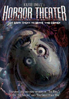 Kazuo Umezzs Horror Theater Volume 1 of 3