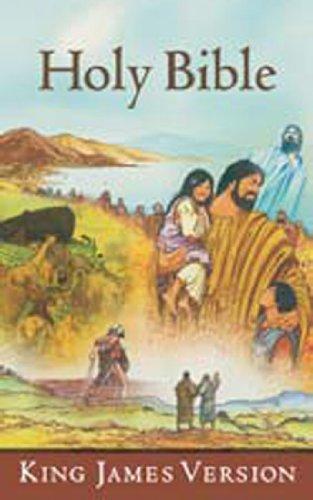 Kids Bible-KJV 9781598562927