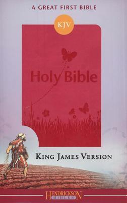 Kids Bible-KJV 9781598563832