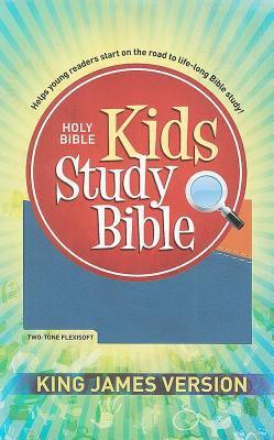 Kids Study Bible-KJV 9781598563528