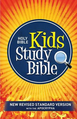 Kids Study Bible-NRSV 9781598565126