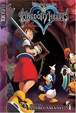 Kingdom Hearts: Volume 4 9781598162202
