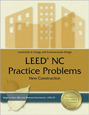 LEED NC Practice Problems: New Construction 9781591261186